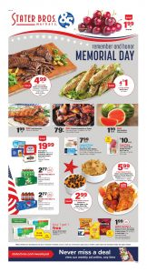 Stater Bros Weekly ad Flyer May 26 – June 1, 2021