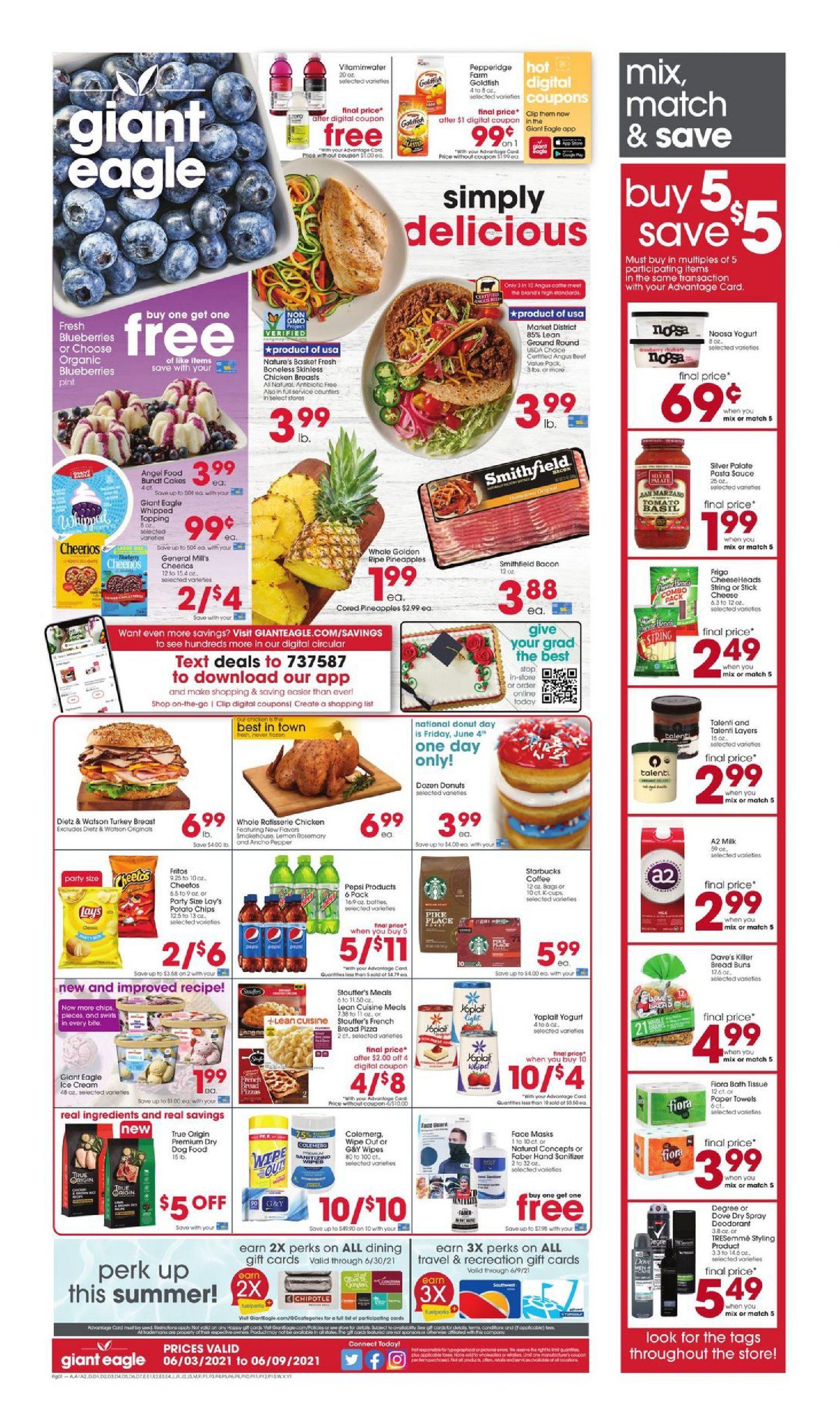 Food Lion Weekly Ad Flyer Apr 14 – Apr 20, 2021