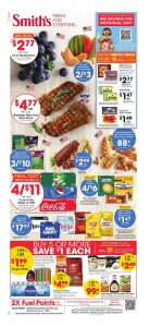 Smith's Weekly ad Flyer May 26 – June 1, 2021 Sneak Peek Preview