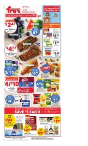 Fry's Food Weekly ad Flyer May 26 – June 1, 2021