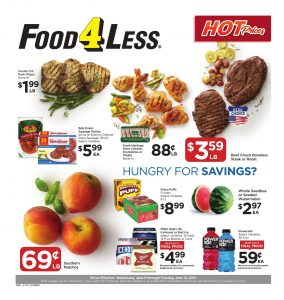 Food 4 Less Weekly Ad Flyer June 9 – June 15, 2021