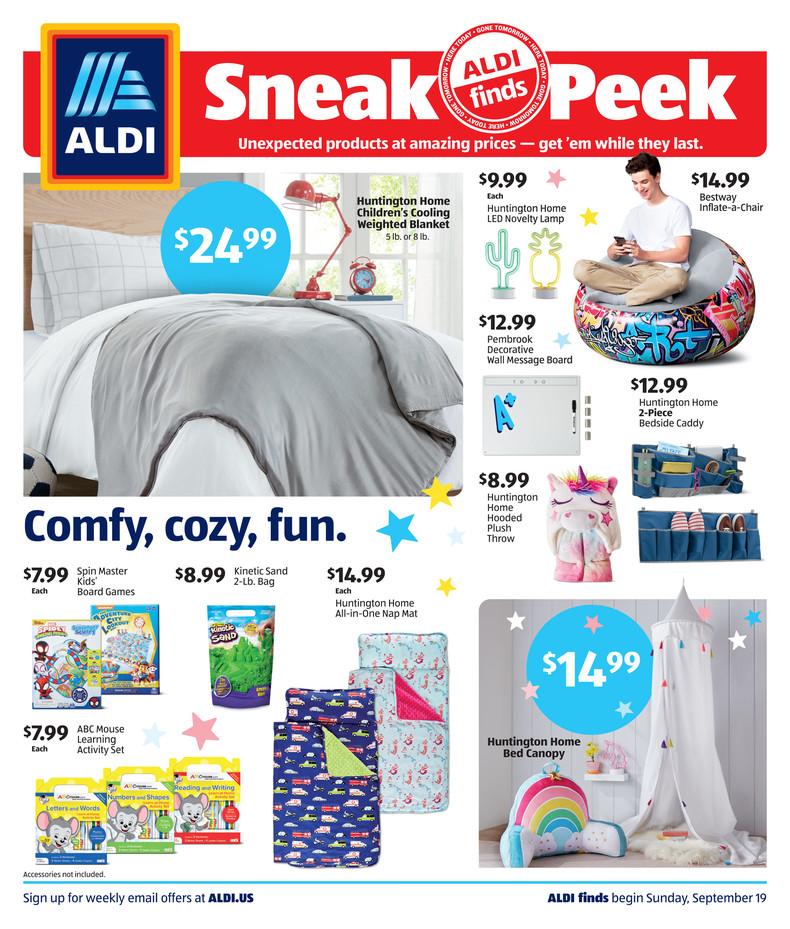 Aldi In Store Ad 9/19/2021 - 9/25/2021