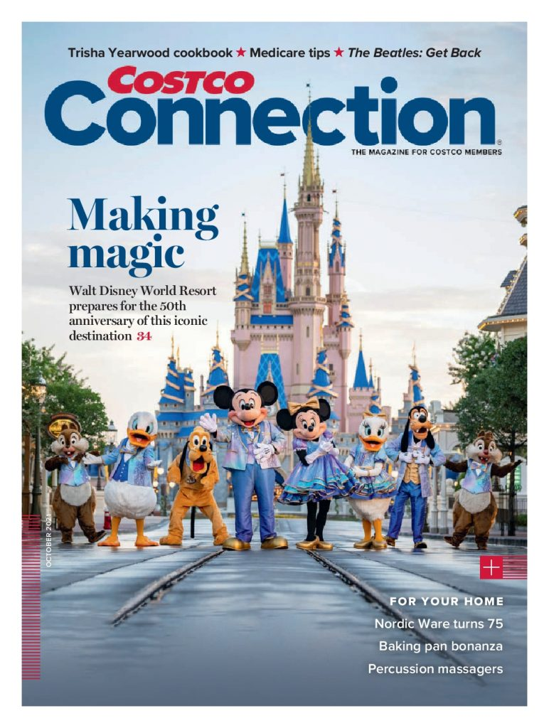 The Costco Connection Magazine October 2021